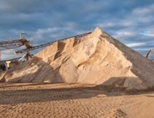 NSSGA Announces Creation of New Industrial Sand Division